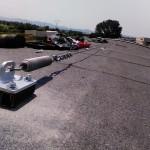 Tirante linea vita | Safety Service, Rosignano, Livorno