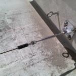 Tirante linea vita (particolare) | Safety Service, Rosignano, Livorno