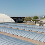 Parapetto anticaduta | Safety Service, Rosignano, Livorno