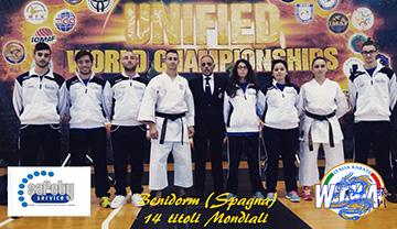 Safet Service sponsor ufficiale WTKA Italia Karate